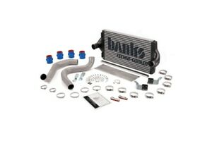 Banks Power Techni Cooler Intercooler System 1999 1 2 2003 Ford 7 3l Powerstroke