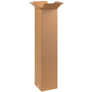 Tall Cardboard Shipping Packaging Boxes 54 Choices Super Fast Shipping