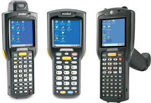 Motorolla Symbol Mc3090 Bar Code Inventory Scanners