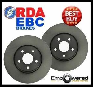 Volkswagen Scirocco 2 0l Turbo 1s R Model 2010 On Rear Disc Brake Rotors rda7910