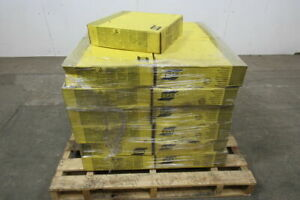 Esab 1204f28 Spoolarc 81 1 16 Submerged Arc Welding Wire 65lb Coil Lot Of 25