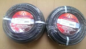 Qty Of 2 New Fairview Argon Gas Hose Assembly Arg4blk 100 arg4blk100