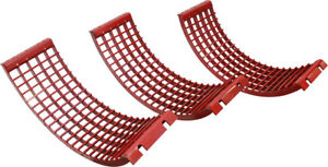 B95337 Rotor Grates Keystock For Case Ih 1480 1482 1680 1682 1688 Combines