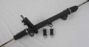 Mustang Ii 2 Suspension Power Steering Rack W Offset Bushings Street Rat Rod
