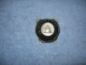 1946 48 Plymouth Steering Wheel Horn Cap Button