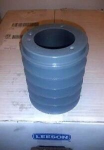 4b34 sd Qd Bushing Pulley Sheave 3 75 Od 4 Groove Belt Leeson 3 3 4