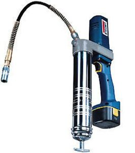Lincoln Industrial 1244 Powerluber Cordless Rechargeable Grease Gun