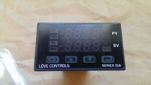 New Dwyer Love Controls Temperature Controller Process 32a153