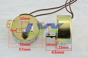 Ac 220 240v 5rpm 4w Two Way Controlled Permanent Magnet Synchronous Motor