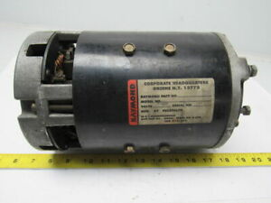 Raymond Prestolite 570 445 100 Mgq 4007 36volt Dc Motor Tested Good