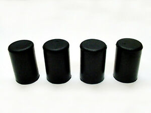 Fits Plymouth 5 8 Water Pump Heater Core Rubber Hose Caps Blockoff Plugs Nos