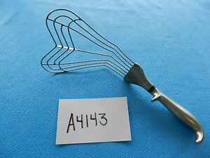 Aesculap Surgical 300mm Lung Spatula Bt561
