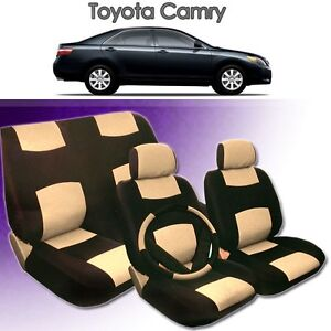2005 2006 2007 2008 For Toyota Camry Pu Leather Seat Cover