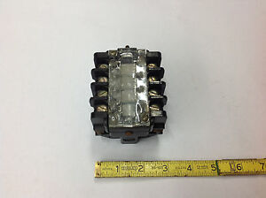 Ite L2 Auxiliary Rotary Switch Unused Take Off