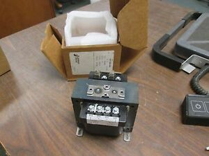 Jefferson Electric Encapsulated Transformer 631 1601 000 250va Pri 230 460 1ph