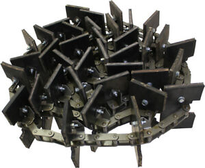 71149844 Clean Grain Elevator Chain For Gleaner R40 R42 R50 R52 Combines