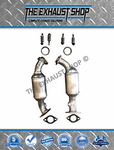 2004 2007 Cadillac Cts 2 8l 3 6l Right Left Catalytic Converters Direct Fit