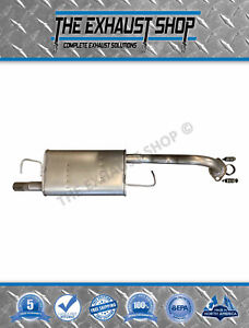 Fits 2003 2013 Toyota Corolla 1 8l Rear Muffler Assembly