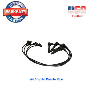 Spark Plug Wire Set Of 4 Wires Fits 318i 318is 318ti Z3