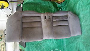 Rear Seat Bottom Cushion Core 94 95 96 97 98 Ford Mustang Oem Gray