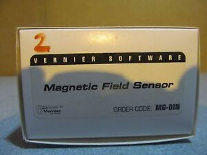 Oem Vernier Software Magnetic Field Sensor Mg din