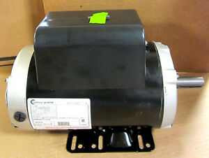 Century B386 7 182679 01 Air Compressor Electric Motor 5hp