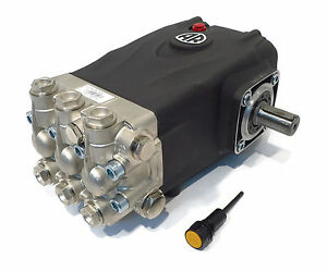 Pressure Washer Pump Replaces General Ts1011 4000 Psi 3 96 Gpm Solid Shaft