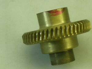 Mikron 79 Bronze Drive Worm Gear See Description For Dimensions