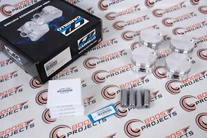 Cp Forged Pistons Audi vw 1 8l 20 Valve Bore 81 5mm 0 5mm 9 5 1 Cp Sc7611