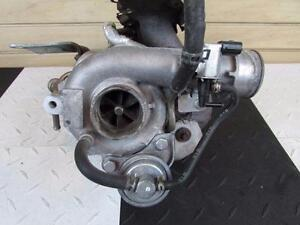 2006 Mazda Speed 6 Turbo Assembly W Exhaust Manifold Turbocharger S3 S6