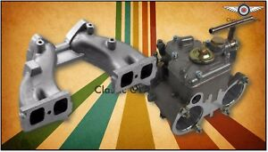 Suits Toyota 18r Celica Corona Fajs 45 Dcoe Weber Carburettor Conversion Kit