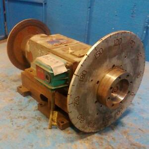 Parker Majestic 4500rpm Precision Spindle Style 1453 4 Listing 2