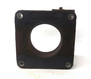 General Electric Current Transformer 837x63 Ratio 800 5 Amp Type Jah 0