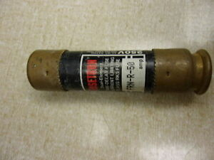 Fuse Fusetron Frn50 50 Amp free Shipping