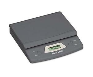 Brecknell 325 Electronic Portable Postal Parcel Scale 25 Lb X 0 1 Oz ac Adapter