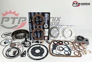 Ram A518 46re 47re A618 Master Rebuild Kit Cummins 2000 2002 Dodge Solenoids