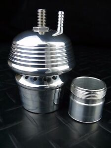 Polished Very Loud Blow Off Valve Turbo System S Max Billet Aluminum Piston Bov