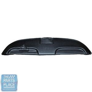 1959 60 Impala Oem Vinyl Covered Seville Grain Dash Pad Turquoise Each
