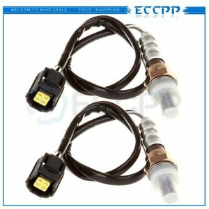 2pcs Upstream Downstream O2 Oxygen Sensor For Dodge Avenger Chrysler Sebring 300
