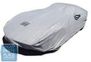 1968 82 Corvette Max Tech 4 Layer Indoor Outdoor Car Cover With Cable Lock