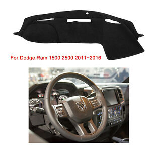 Us Fits For Dodge Ram 1500 2500 2011 2015 2016 Dashmat Dash Cover Mat Dashboard