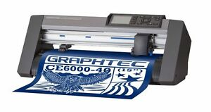 15 Graphtec Ce6000 Cutting Plotter