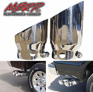 Mbrp T5111 Stainless Exhaust Tip For 08 21 Ford F250 F350 F450 Diesel 6 4l 6 7l