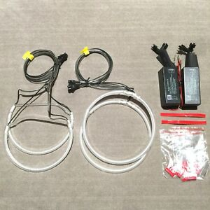 Xenon White 6000k Ccfl Angel Eye Halo Rings Kit For 98 05 Is200 Is300 Altezza
