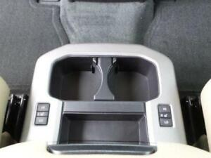 Console Cup Holder Insert Divider For Toyota Sequoia 2008 2020 For Second Row