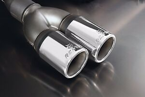 Remus Bmw F30 320i 328i F32 420i 428i Cat Back Exhaust System 76mm Dual Round