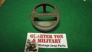 Jeep Willys Mb Gpw Nos Wwii Yankee Tail Light Door Service Stop Left Side G503