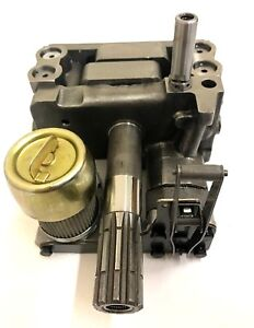 New Hydraulic Lift Pump For Mf 135 150 165 175 175 Uk 178 Uk 180 235 245 362 372