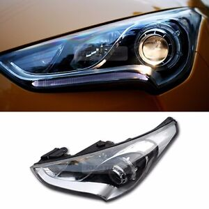 Oem Genuine Parts Projection Head Light Lamp Lh For Hyundai 2011 2017 Veloster