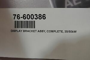 Advanced Energy Display Bracket Assembly Complet 35 50kw Cat 76 600386